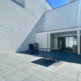 Duplex neuf avec ascenseur, grandes terrasses, 2 parkings, cave, cellier, local vélos, 3 chambres - Le Bouscat Centre, Tram D